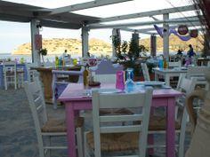 Thalassa Restaurant, Plaka, Crete - Reception venue