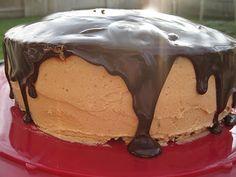 Chocolate Peanut Butter Cake Recipe