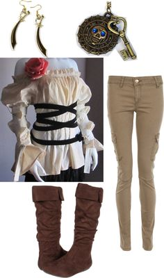 """""""Woman Pirate"""" by melbeljune on Polyvore"""
