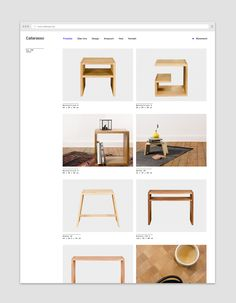 Uberlegen Callarasso Online Shop Produktuebersicht
