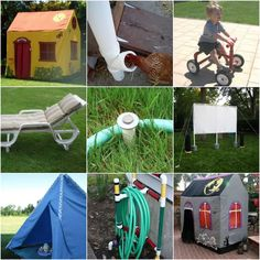 100+ PVC Plans And Ideas | A great way to find ideas for DIY projects using PVC pipe is to review a list of PVC plans.