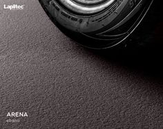 Durable enough to handle your favorite set of wheels. Lapitec® Arena finish in Ebano is a perfect choice for outdoor pavements or driveways.