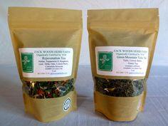 Zack Woods Herb Farm. Vermont certified organic. Bulk organic herbs!