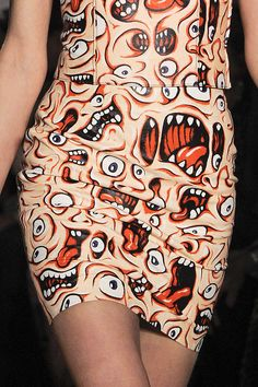 Jeremy Scott Fall 2013 Really awesome!!!!