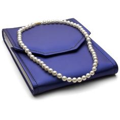 """SALE!! 14k Yellow Gold 7-8mm White Japanese Saltwater Akoya Pearl High Luster Necklace 18"""" Length, AAA Quality. REVIEW"""