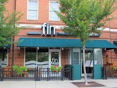 Fin Seafood Restaurant Newport News Va