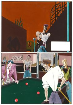 Benny's billiards