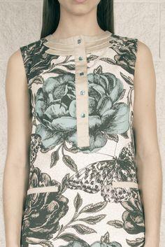 Colección SS15 OHIO GIRLS by La Böcöque. Prendas creadas con mucho mimo en nuestro taller. 100% Made in Spain. Vestido Mintflower