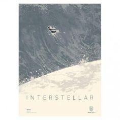 Interstellar IMAX poster