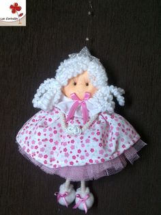 Tuli en rosa y blanco, vestido estampado con enagua de tul