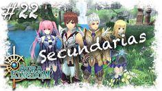 Aura Kingdom Gameplay Español #22 2015 | Duelo y Guia de secundarias | mmo Free To Play