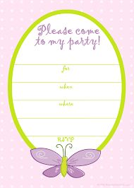 Birthday party invitations wording new invitations pinterest professionally designed free printable party invitations for nearly every occasion and holiday filmwisefo Gallery