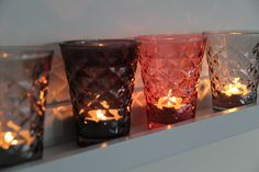 Tine K Homen facetit Candle Holders, Candles, Home, Ad Home, Porta Velas, Candy, Homes, Candle Sticks, Haus