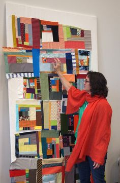 Note to self: Learn how to build a successful modern quilt business like ueber designer/business woman Denyse Schmidt.