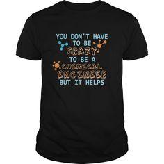 Cool Sweatshirt Chemical Engineer Job Tee Shirt Hoodie