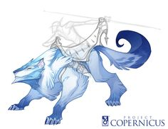 Copernicus Art - Light Elf Mount by *nicholaskole on deviantART