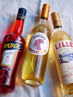 Want a nice drink before dinner, but don't feel like wine, beer or a cocktail? Try these 4 aperitifs instead. From Big Girls Small Kitchen Aperol Drinks, Non Alcoholic Drinks, Beverages, Cocktail Juice, Cocktails To Try, Lobby Bar, Hey Bartender, Dinner Party Recipes