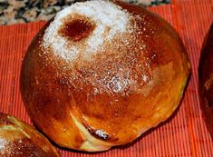 Pan Dulce, Baked Potato, Muffin, Baking, Breakfast, Ethnic Recipes, Food, Chocolate, Creme Brulee Cheesecake