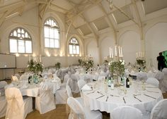 With an extensive history with in house catering and the successful operation of their own venue The Farm