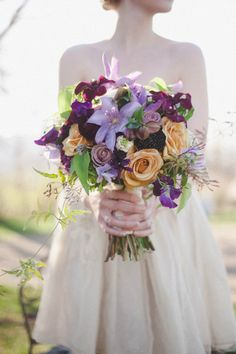 Wedding Inspiration: Love Birds Stylized Shoot