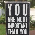 You Are More Important than you Realize #cultivategratitude #gratitude