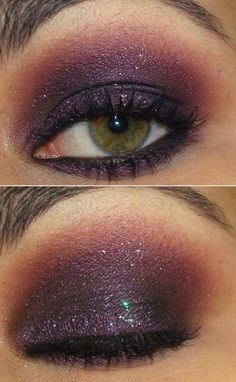 I'm obsessed with makeup and finding new ideas. :)
