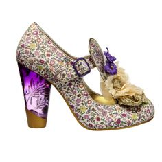 The shoes I wanted for graduation then realised I would only wear Irregular Choice shoes the once!