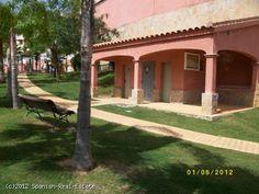 spacious #gardens at los pacos #andalucia #rental