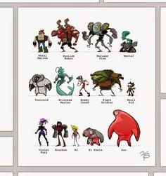 Character Design MIX - Vol. 2
