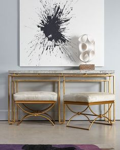 Brando+Ottoman+by+Cynthia+Rowley+for+Hooker+Furniture+at+Horchow.