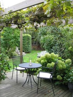 Dering Hall Landscape Garden: Old House Garden Love to have a cup of tea and…