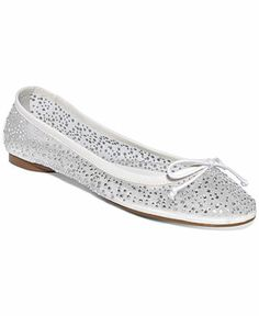 Adrianna Papell Selina Evening Ballet Flats - Evening & Bridal - Shoes - Macy's