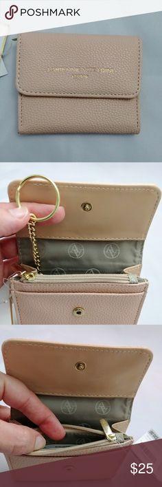 NWT Adrienne Vittadini RFID Protection coin purse Brand new with tags  Adrienne Vittadini coin purse ID 86619caa5e