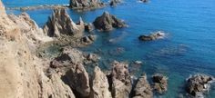 El Arrecife de las Sirenas. Parque Natural del Cabo de Gata-Níjar (Almería). EFE/Cristina Yuste