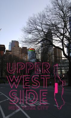 Upper-West-Side-Snapchat-Geofilter