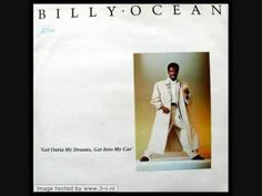 Billy Ocean - Get Outta My Dreams, Get Into My Car - HD Video - originally pinned by Louise Szczepanik Music Music, Music Is Life, Good Music, 50s Rock And Roll, Billy Ocean, Car Hd, Hd Video, Love Songs, Album Covers