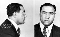 """Harry Altman aka """"Two Gun Harry"""" and """"The Indian.""""  He was a Purple gang enforcer who used both a knife and a gun. The Purple gang used him as a collector, he was known for his strength but not his mind. He died in Michigan State Prison in 1950 from Cirrhosis of the Liver.  From: Detroit's Infamous Purple Gang by Paul R. Kavieff"""