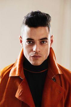 the look of Rami Malek Rami Malik, Rami Said Malek, Beautiful Men, Beautiful People, My Champion, Mr Robot, Cinema, Raining Men, Man Crush