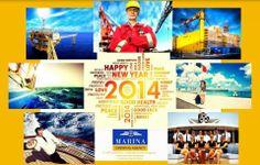 HAPPY NEW 2014 YEAR FROM MARINA CREWING AGENCY TEAM!