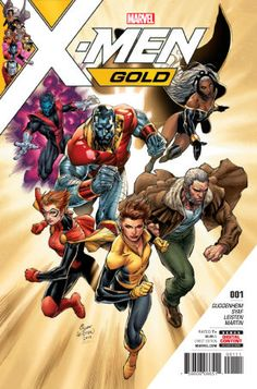 The X-Men Kick Off a New Era This Week  With dozens of comic books to choose from let us show you which are the best coming out this week. Take a look at this list spotlighting our favorite comics that we know are money-well-spent and new books that look cool and are backed by some top-tier talent.  Check out our picks then head to the comments to let us know what youll be buying this week!  Writer Marc Guggenheim | Artist Ardian Syaf (Marvel Comics)  Continue reading…