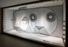 GamFratesi firma le vetrine Hermès in Giappone per Apple Watch - Elle Decor…