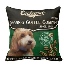 =>>Cheap          Cockapoo Brand – Organic Coffee Company Throw Pillows           Cockapoo Brand – Organic Coffee Company Throw Pillows This site is will advise you where to buyShopping          Cockapoo Brand – Organic Coffee Company Throw Pillows Here a great deal...Cleck Hot Deals >>> http://www.zazzle.com/cockapoo_brand_organic_coffee_company_pillow-189351135334530388?rf=238627982471231924&zbar=1&tc=terrest