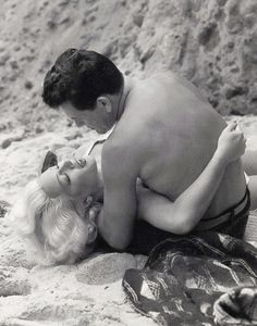 We Had Faces Then — Lana Turner and John Garfield in The Postman...