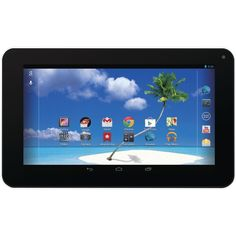 "Proscan 7"" Dual Core Internet Tablet With 4gb Memory"