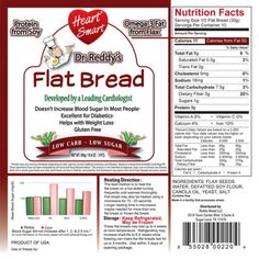 Dr. Reddy's Flat Bread - Tortillas - Breads & Tortillas