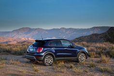 #Fiat500X dowiezie Ciebie do najpiękniejszych widoków. #Fiat #500X