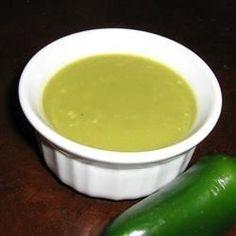 Jalapeno Hot Sauce -