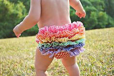 Hey, I found this really awesome Etsy listing at https://www.etsy.com/listing/102089449/rainbow-gingham-mini-ruffle-diaper-cover
