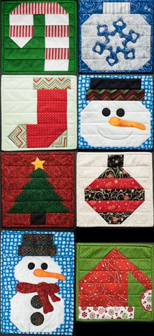 8 quick and easy Christmas trivets