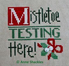 LizzieKate-Mistletoe Tiny Tidings XIV   Flickr - Photo Sharing!